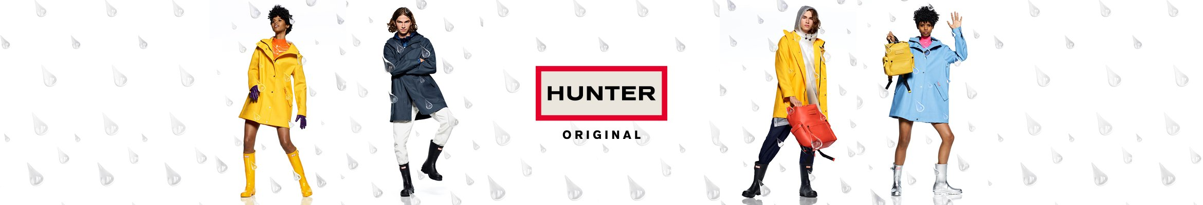 Banner Boozt Hunter Aw18