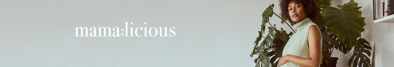 MAMALICIOUS MLCROSSY - Topp - black